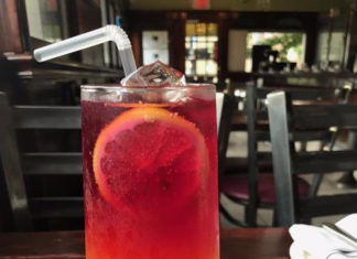 Plum On Park Turmeric Blueberry Lemonade Spritzer