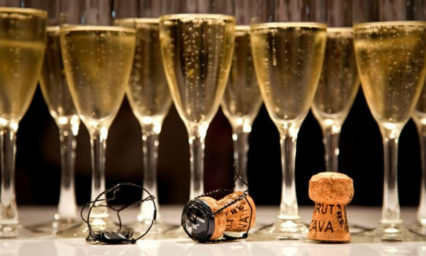 9th Annual Champagne & Sparkling Tasting @ Sky Room (The) - Long Beach