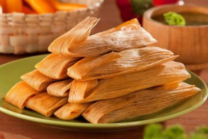 Seasonal Tamales @ Miguel's Jr. - Various Locations