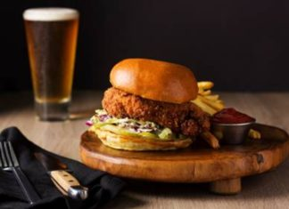 Buttermilk Fried Chicken Sandwich By Lighthouse