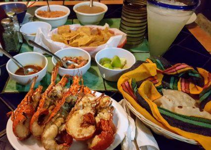 Puerto Nuevo Lobster Dinner Tour @ Meeting spot: McDonald's San Ysidro Trolley Station | San Diego | California | United States