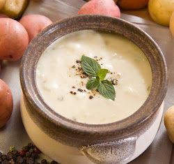 Cream Of Potato Soup