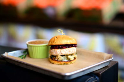 Turducken Burger @ Hopdoddy Burger Bar - Various Locations | Newport Beach | California | United States