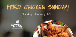 370 Common Fried Chicken Sunday