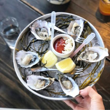 Oyster Tuesdays @ Social - Costa Mesa