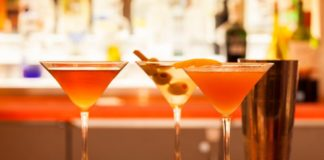 Red Bar Mixology Classes