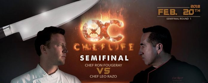 Battle Of The Chefs Semifinal