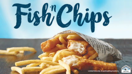 Fish and Chips for a Limited Time @ Wienerschnitzel - Irvine | Irvine | California | United States