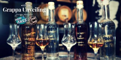 Grappa Unveiling Party @ vom FASS - Huntington Beach