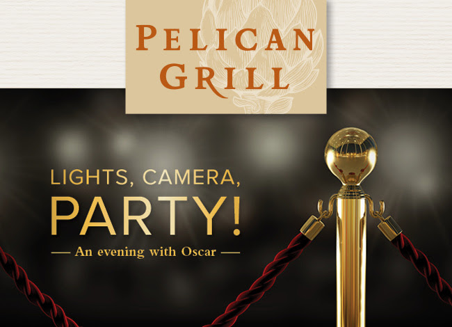 Pelican Grill Oscars Party
