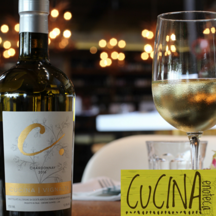 Sip + Support @ Cucina Enoteca - Newport Beach