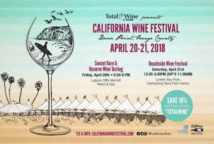 California Beachside Wine Festival @ Lantern Bay Park | Dana Point | California | United States
