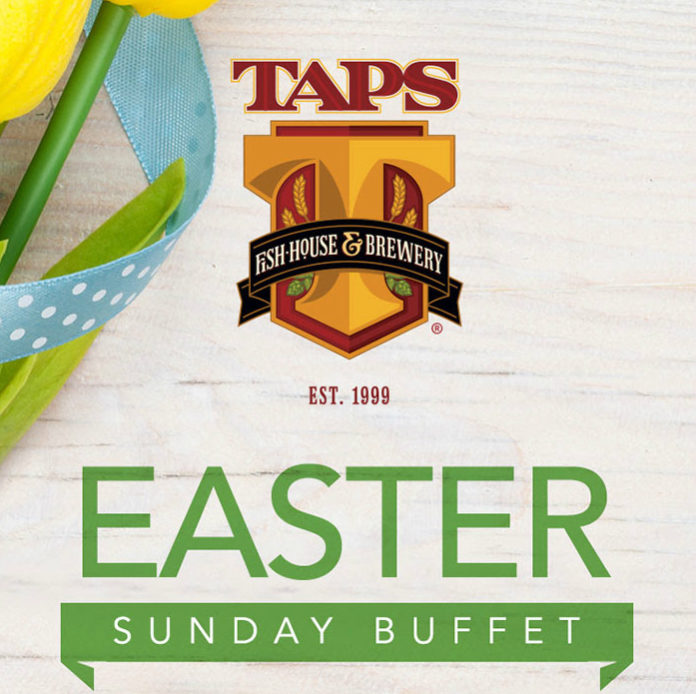 Taps Easter Brunch