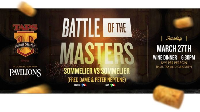Taps Battle Of The Masters