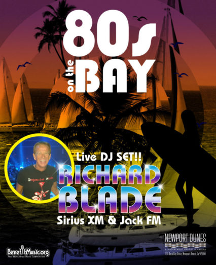 80's on The Bay @ Back Bay Bistro (The) at Newport Dunes - Newport Beach