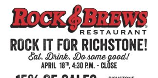 Rock & Brews Fundraiser Richstone