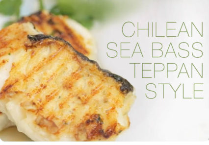 Chilean Sea Bass Teppan Style @ Kobe Japanese Steakhouse & Lounge – Seal Beach | Seal Beach | California | United States