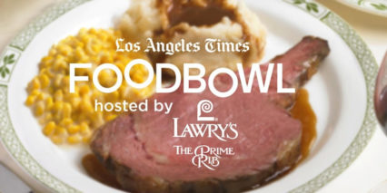 L.A. Times Food Bowl @ Lawry's The Prime Rib | Beverly Hills | California | United States
