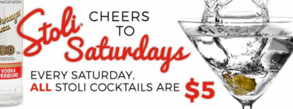 Stoli Saturday @ Mama's on 39 - Huntington Beach