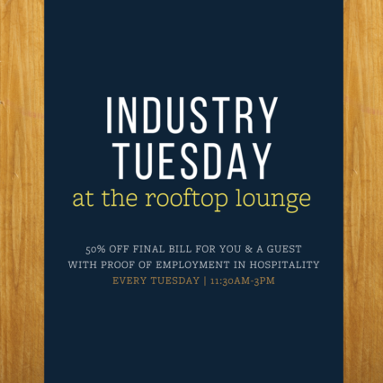 Industry Tuesday @ Rooftop Lounge (The) - Laguna Beach | Laguna Beach | California | United States