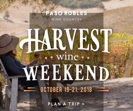 Harvest Wine Weekend @ Paso Robles. CA