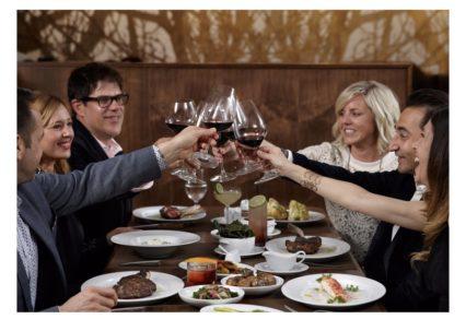 Wine down Tuesday @ Chianina Steakhouse - Long Beach