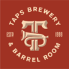 Taps Brewery Barrel Room Logo