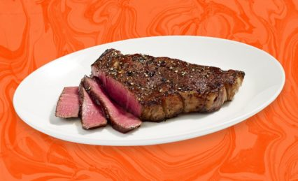 High-End Steaks for High-End Dads @ Del Frisco's Grille - Irvine
