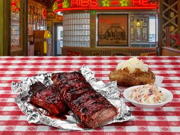 Rib Sundays @ Portillo's - Buena Park