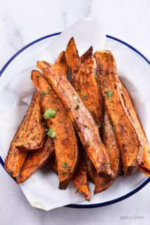 Spicy Sweet Potato Wedges Recipe
