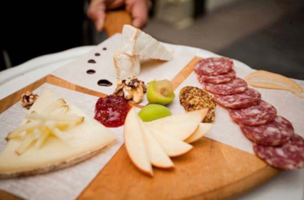 Cheese & Charcuterie Backyard Party @ Side Door at Five Crowns - Corona del Mar | Newport Beach | California | United States