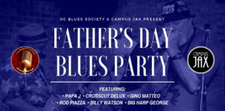Father's Day Blues Party