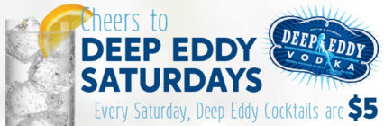 Deep Eddy Saturday @ Mama's on 39 - Huntington Beach