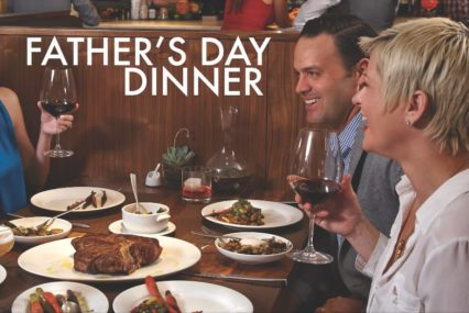 Father's Day Prix-Fixe Dinner @ Chianina Steakhouse - Long Beach