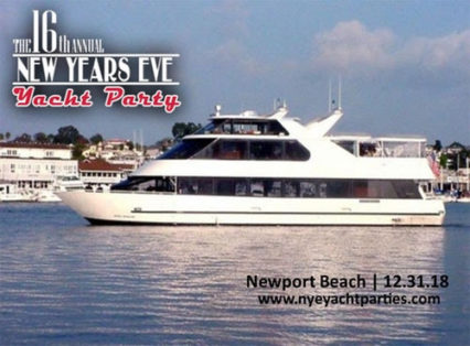 Party on a Yacht for New Year's Eve! @ Royal Princess Yacht | Newport Beach | California | United States