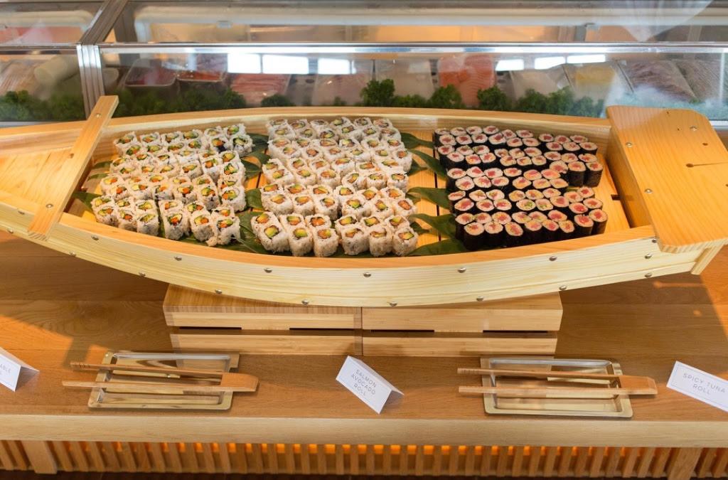 Nobu Sushi Brunch