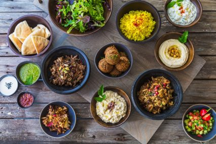 Family Meal Deal @ SAJJ Mediterranean - Rancho Santa Margarita | Rancho Santa Margarita | California | United States