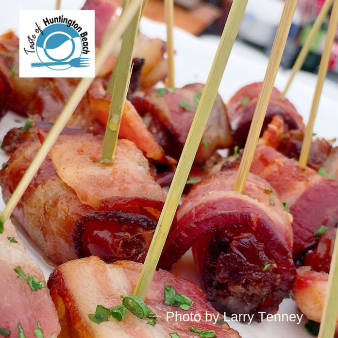 Bacon Wrapped Dates By Larry Tenney