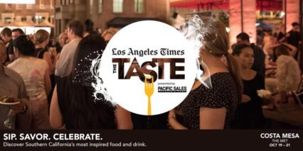 The Taste Comes to THE MET in Costa Mesa! @ THE MET | Costa Mesa | California | United States