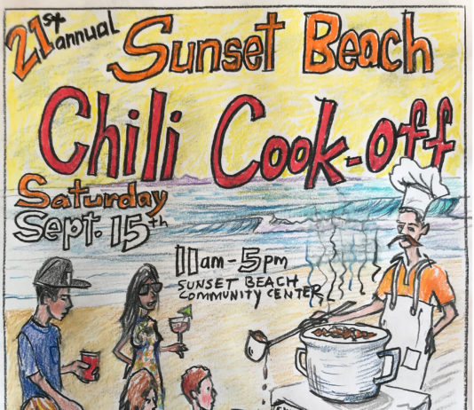 2018 Chili Cook Off Artwork