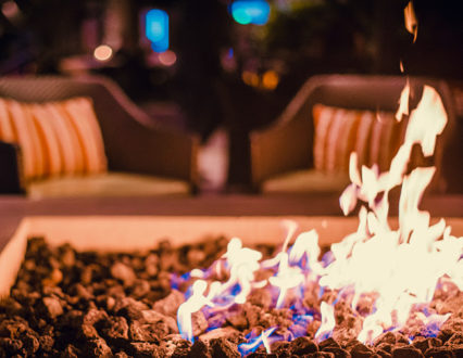 Heat Up Fireside @ Oak Grill at the Fashion Island Hotel - Newport Beach | Newport Beach | California | United States