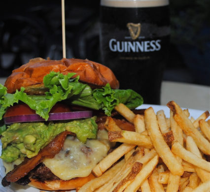 Burger and Brew Thursdays @ Muldoon's Irish Pub - Newport Beach