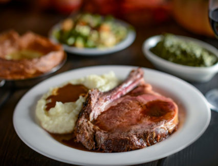 Prime Rib Thanksgiving Dinner @ Five Crowns - Corona del Mar | Newport Beach | California | United States