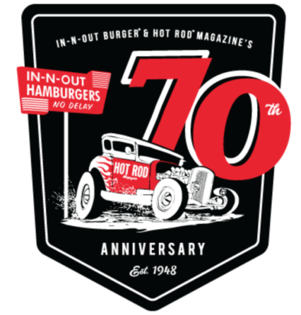 In-N-Out Burger and HOT ROD celebrate 70 Years @ Auto Club Raceway | Pomona | California | United States