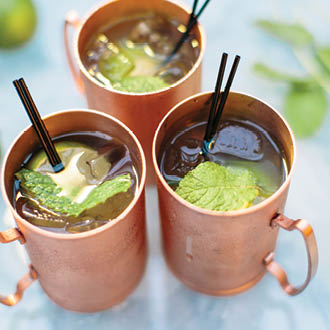 Moscow Mule Fridays @ Red Bar & Lounge at Hotel Irvine - Irvine