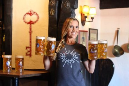 Oktoberfest Tap Takeover 2018 @ Side Door at Five Crowns - Corona del Mar