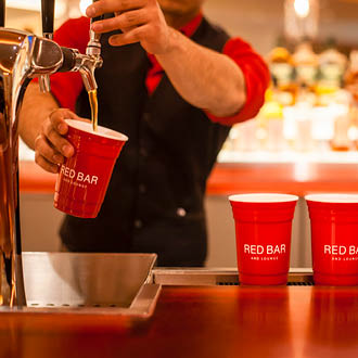 Red Cup Mondays @ Red Bar & Lounge at Hotel Irvine - Irvine