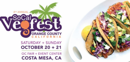 SoCal Vegfest 2018 @ OC Fair & Event Center - Costa Mesa | Costa Mesa | California | United States