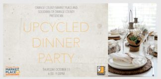 Oc Market Place Upcycle Dinner