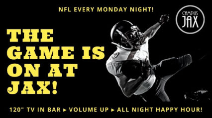 Monday Night NFL Happy Hour @ Campus JAX - Newport Beach | Newport Beach | California | United States